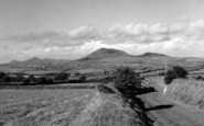 Aberdaron, Carn Madryn And Rivals c.1960