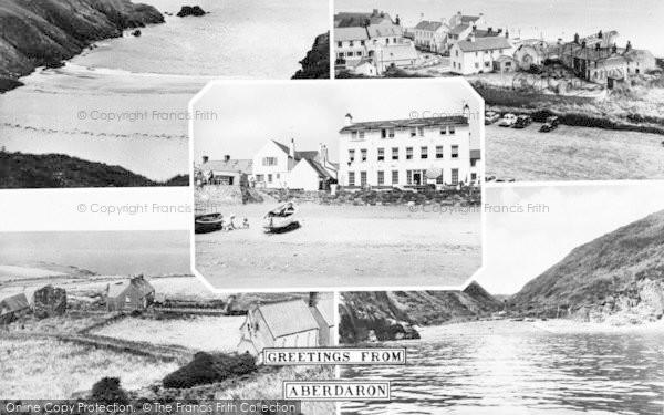 Photo of Aberdaron, Composite c.1960