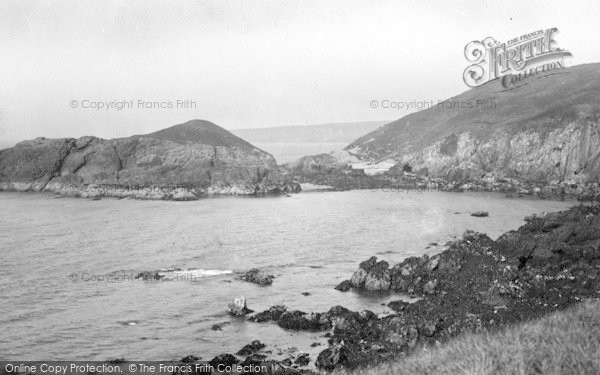 Photo of Aberdaron, Dinas Fawr c.1936