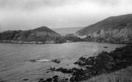 Aberdaron, Dinas Fawr c.1936