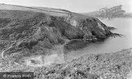 Aberdaron, Fisherman's Cove c.1955