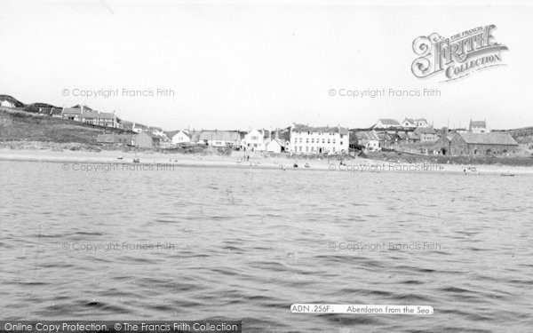 Photo of Aberdaron, From The Sea c.1960