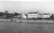 Aberdaron, From The Sea c.1960