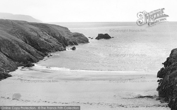 Photo of Aberdaron, Porth Iago c.1955