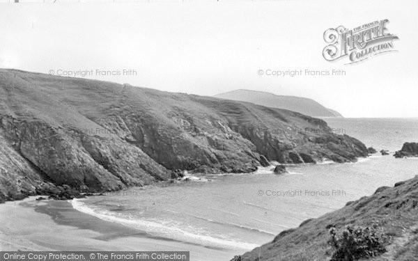 Photo of Aberdaron, Porth Iago c.1955