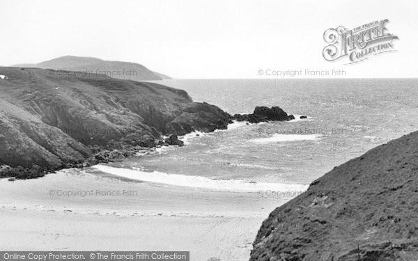 Photo of Aberdaron, Porth Iago c.1960