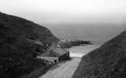 Aberdaron, Road To Whistling Sands c.1936
