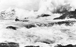 Rough Sea c.1960, Aberdaron