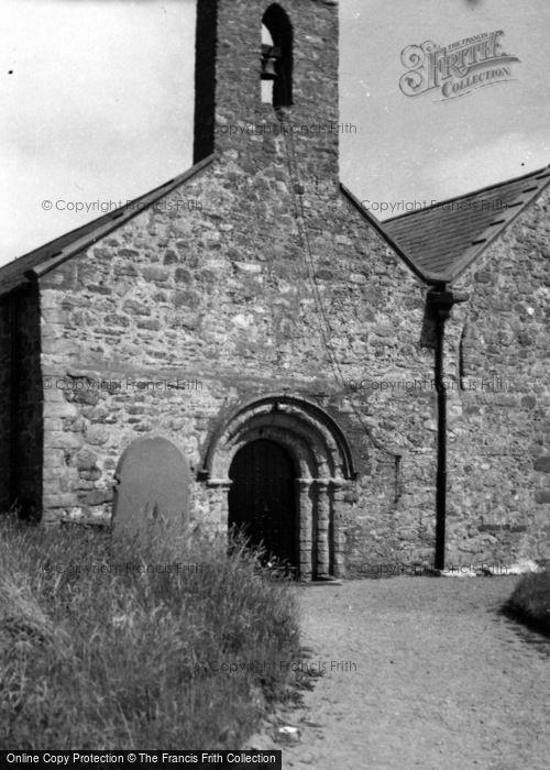 Photo of Aberdaron, St Hywyn's Church 1961