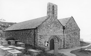 Aberdaron, St Hywyn's Church c.1935