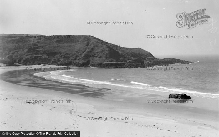 Photo of Aberdaron, The Bay, Whistling Sands 1936