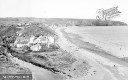 Aberdaron, The Beach c.1960