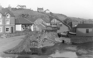Aberdaron, The Bridge c.1935