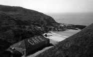 Aberdaron, The Rocks, Whistling Sands c.1936