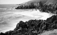 Aberdaron, The Rocks, Whistling Sands c.1960