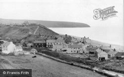 The Village c.1955, Aberdaron