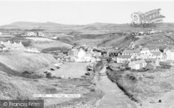Aberdaron, The Village c.1960
