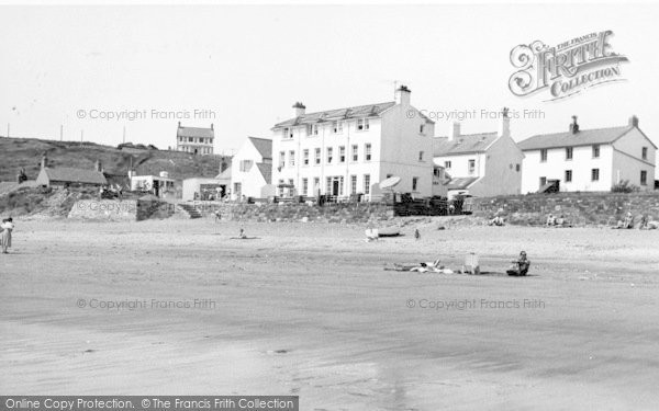 Photo of Aberdaron, The Village From The Sands c.1960
