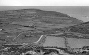 Aberdaron, Views From Mynydd Mawr c.1960
