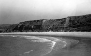 Aberdaron, Whistling Sands c.1936