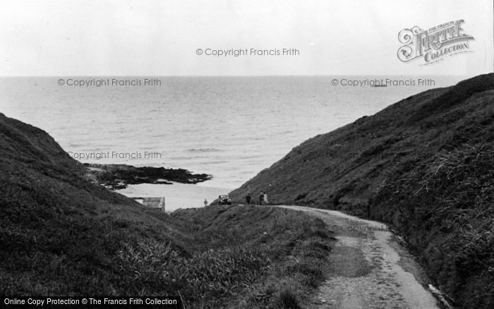 Photo of Aberdaron, Whistling Sands c.1960
