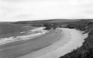 Aberdaron, Whistling Sands c.1960