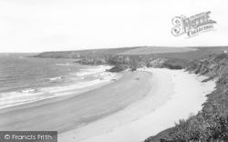 Whistling Sands c.1960, Aberdaron