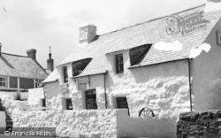 Aberdaron, Y Gegin Fawr c.1960