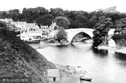 Aberdeen, Brig O'balgownie c.1890