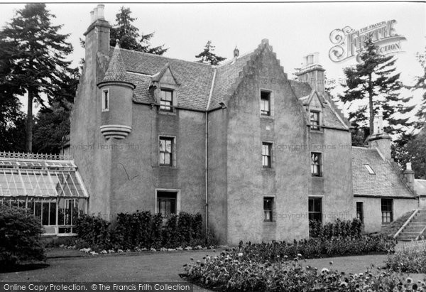 Photo of Aberdeen, Kingswell House 1950