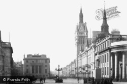 Aberdeen, Municipal Buildings 1892