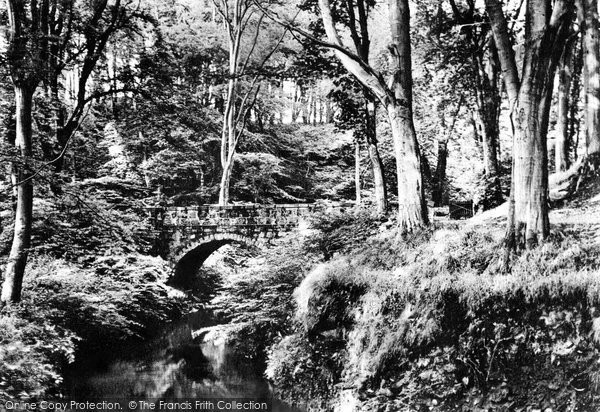 Photo of Aberdeen, Persley Den c.1900