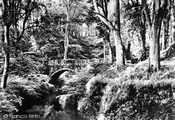 Aberdeen, Persley Den c.1900