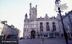 Aberdeen, Salvation Army Citadel 1998