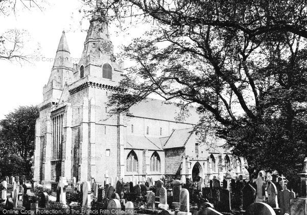 Photo of Aberdeen, St Machar's Cathedral  c.1900