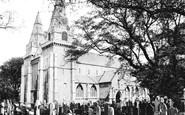 Aberdeen, St Machar's Cathedral  c.1900