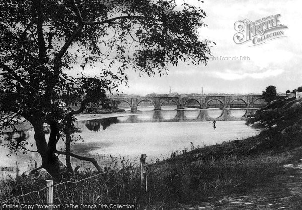 Photo of Aberdeen, The Bridge Of Dee c.1900