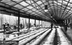 The Fish Market c.1910, Aberdeen