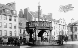 Aberdeen, The Market Cross 1892