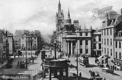 Aberdeen, The Market Cross c.1905