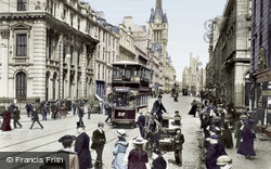 Aberdeen, Union Street c.1900