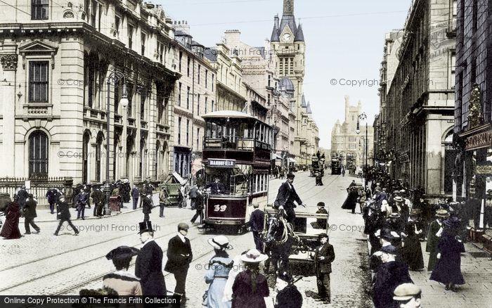 Photo of Aberdeen, Union Street c.1910