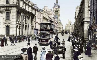 Aberdeen, Union Street c1910