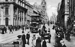 Aberdeen, Union Street c.1913