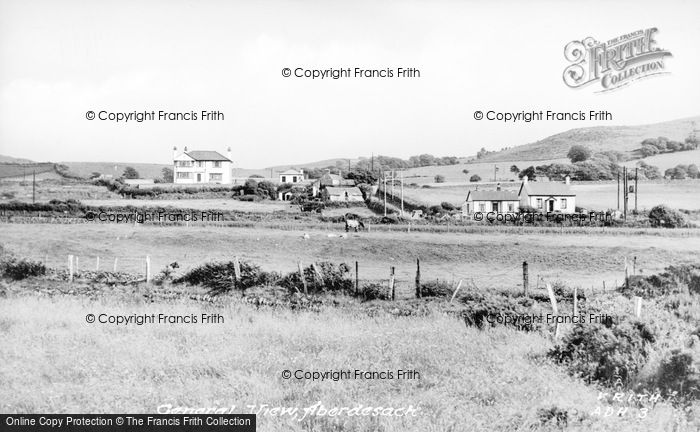Photo of Aberdesach, General View c.1955