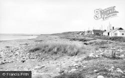 Aberdesach, Shore c.1955