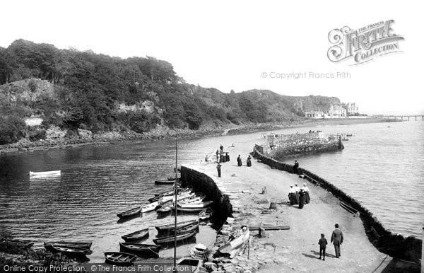 Photo of Aberdour, 1897