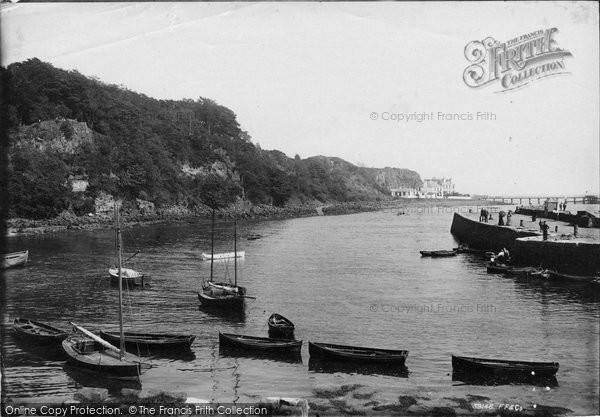 Photo of Aberdour, 1897