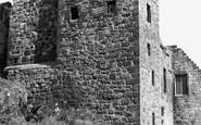Aberdour, Castle 1953