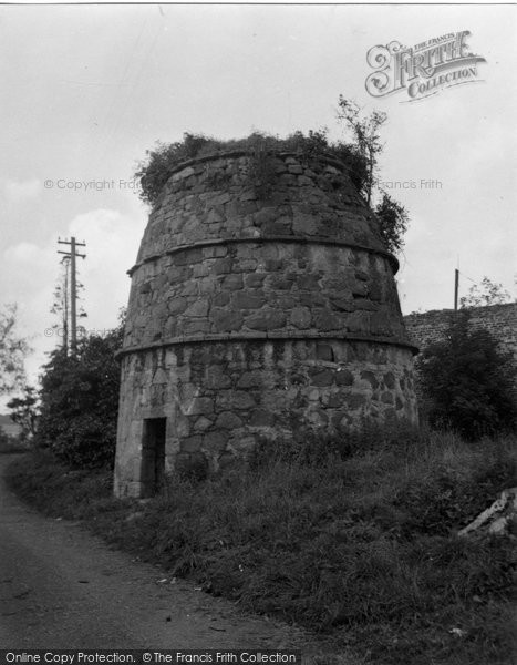 Photo of Aberdour, Hillside Tower 1953